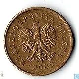 2000 Poland 1 Grosz
