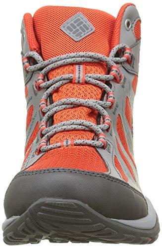 Rouge spicy Xcrsn Ii Peakfreak Columbia Hautes dark Outdry Grey De Randonnée 839 Xcel Femme Mid Chaussures P7qFWa5xF