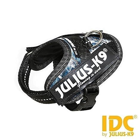 Dorsal Julius-K9 IDC powerharness Jeans Baby 1 - Instalación ...