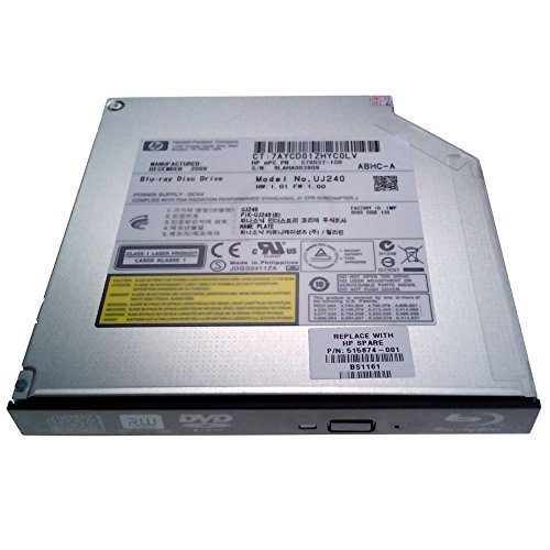 3D 6X Blu-ray Burner BD-RE Writer Drive For HP ProBook 45...