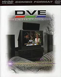 Digital Video Essentials High Definition (HD DVD \ DVD Combo) (B000IHYY3Y) | Amazon Products