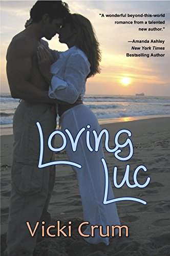 Book: Loving Luc by Vicki Crum