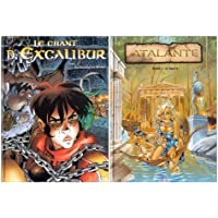 2 BD pour le prix d'1 : Le Chant d'Excalibur T3 + Atalante T1 gratuit