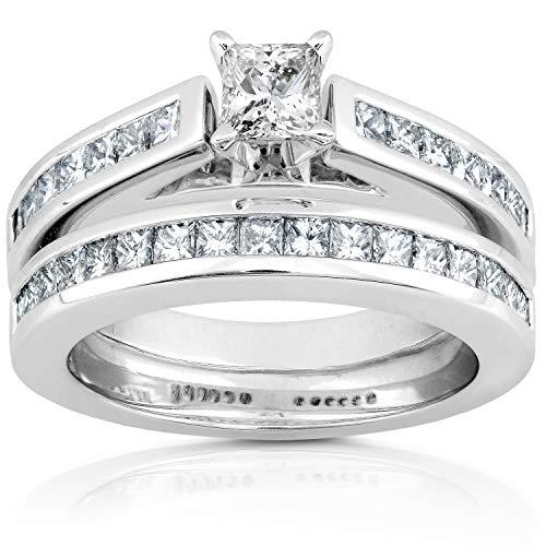 Diamond Engagement Ring & Wedd