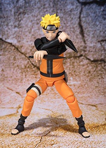 Tamashii Nations Bandai S.H. Figuarts Naruto Uzumaki Sage Mode (Advanced Mode) Narut: Shippuden Action Figure