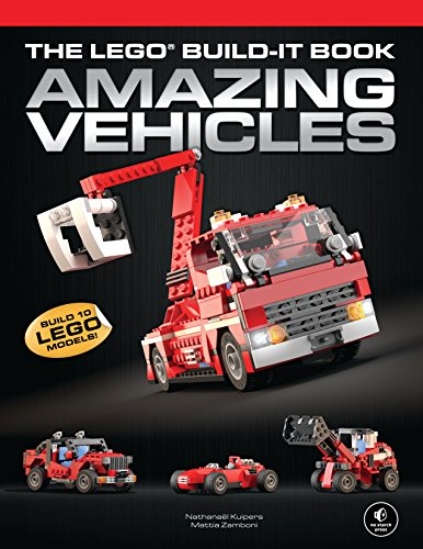 The LEGO Build-It Book, Vol. 1: Amazing Vehicles