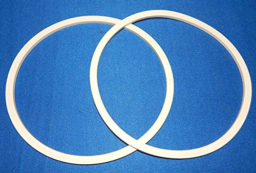 Set of 2 Globe Gaskets for Oak, Northwestern, Victor for sale  Delivered anywhere in USA