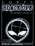 GURPS Black Ops (GURPS: Generic Universal Role Playing System)