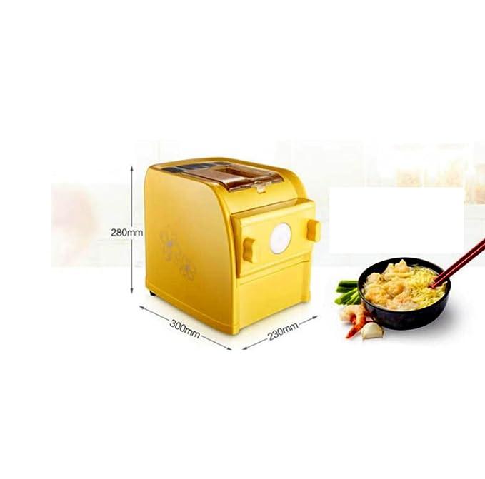 Amazon.com: SL&MTJ Automatic Intelligent Pressing Machine,Household Electric Small Multi-function Noodle Machine Pasta Machine: Home & Kitchen