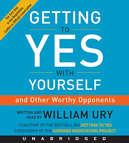 Getting to Yes with Yourself CD: (and Other Worthy Opponents)