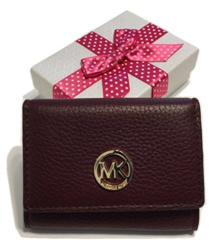 Michael Kors Fulton Snap Credit Card Case Holder - Kors Michael Store Credit Card
