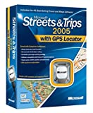 Microsoft Streets and Trips 2005 GPS Locator [OLD VERSION]