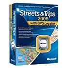 Microsoft Streets and Trips 2005 GPS [Old Version]