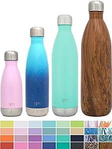Amazon Com Simple Modern Wave Water Bottle Vacuum