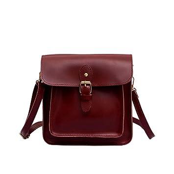 Damentasche Handtasche//Rucksack Top verarbeitet Rot Bordeaux Shopper 2 in 1 Neu