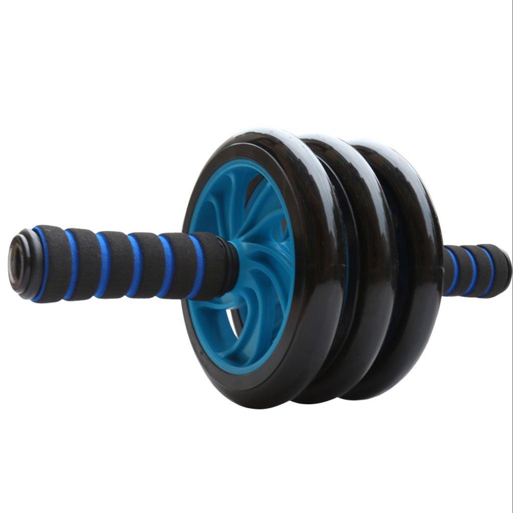Big seller AB Roller Ab Rad Bauch Trainer Übungsrolle und Kniepolster, bequemer Griff, Krafttraining Bauchmuskeln für eine Gute Gesundheit. AB Roller Bauchtrainer