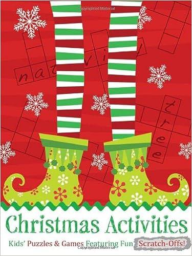 Christmas Activities PB