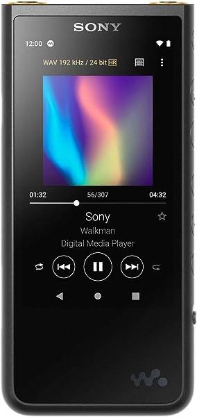 ソニー SONY ウォークマン 64GB ZXシリーズ NW-ZX507 : ハイレゾ対応 高音質設計 / bluetooth / android搭載 / microSD対応 タッチパネル搭載 最大20時間連続再生 ブラック NW-ZX507 B