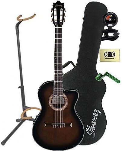 Ibanez ga35tce Thinline clásica Electroacústica guitarra en ...