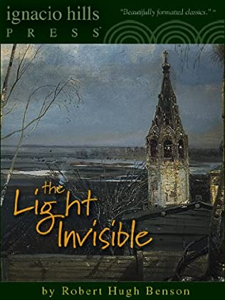 book cover of The Light Invisible