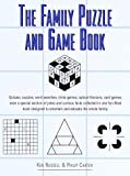 Family Puzzle and Game Book, Kenn Russel and Cater, 0517205696