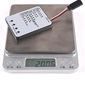 RC Program Card Electronic Speed Controller Programmer for RC Car 25A- 120A ESC