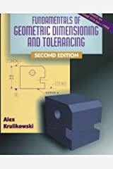 Fundamentals of Geometric Dimensioning and Tolerancing Paperback