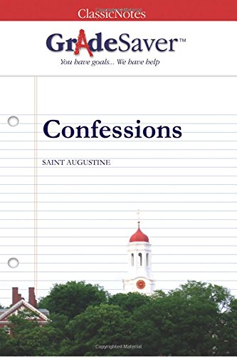 what are two major themes of confessions book xi
