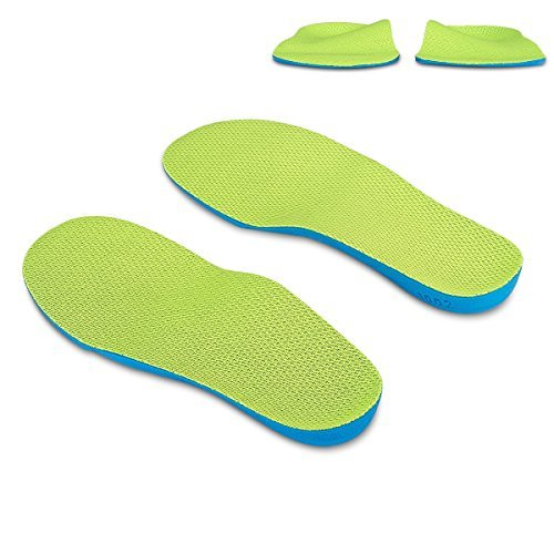 Wellever Childrens Comfort Insoles Kids Inserts for Arch Support and Comfort. (28-31   Little Kids 11.5-1)