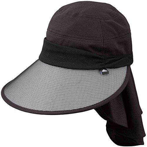 アディダス Adidas 帽子 バックフラップ付きUVワイド美サンバイザー レディス