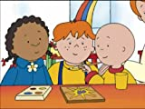 Caillou the Creative Image