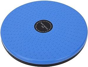 VGEBY1 Twisting Waist Disc, Body Shaping Twisting Waist Machine Rotating Board Female Twister Sports Equipment Aerobic Exercise Foot Massage