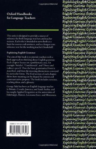 Grammar pdf yule english george explaining