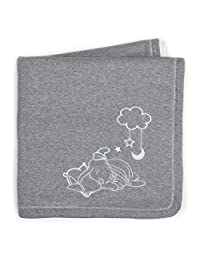 Dumbo 35711 Disney Jersey Knit Baby Blanket