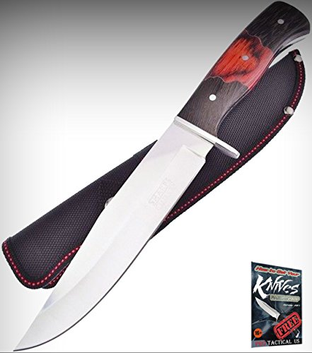 """Frost Cutlery FSHP012 Sharps Cutlery Bowie 12.5"""" Machete Bel"""