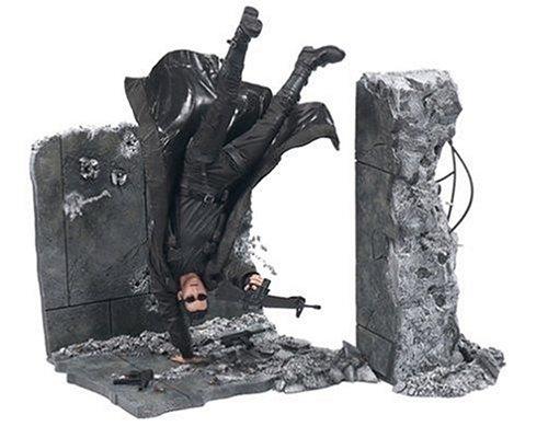 Matrix Reloaded Action Figure: Neo 1- Lobby