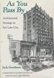 As You Pass by: Architectural Musings on Salt