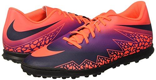 Ii Phade Nike Crimson total Da Tf Purple Multicolore Hypervenom Scarpe Calcio obsidian Uomo vivid xRxTfwq