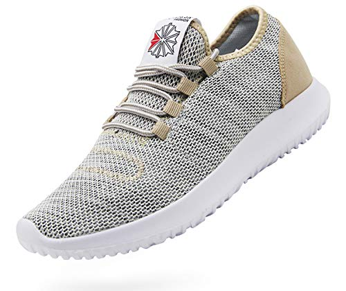 BomKinta Mens Sneakers Fashion Casual Running Shoes Soft Sole Breathable Athletic Shoes Walking