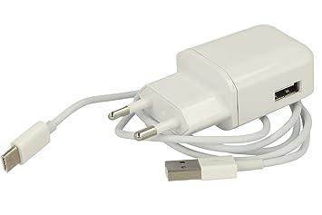 LEDLUX Cargador rápido Fast Charger Cargador con USB 9 V/A O ...