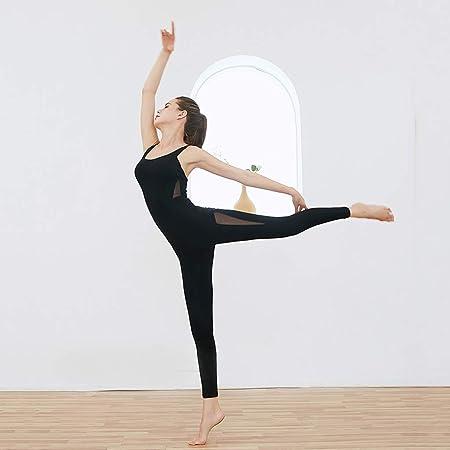 WYGH Mono de Yoga Sexy para Mujer Traje de Yoga aéreo ...
