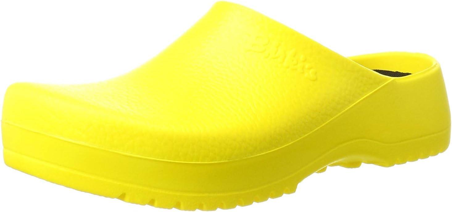 Birkenstock Original Super-Birki Alpro-Foam Regular Width, Yellow 35 Normal