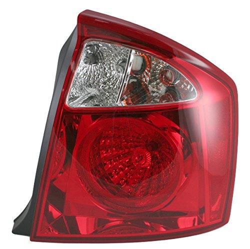 Taillight Brake Light Lamp Rear Passenger Right RH for 04-06 Kia Spectra Sedan