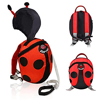 1fea9d6be72 low-cost Toddler Backpack, Toddler Leash, Baby Leash, Safety Harness for  Kids