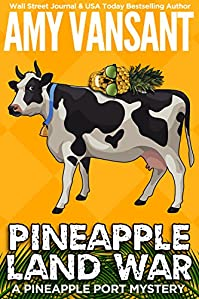 Pineapple Land War by Amy Vansant ebook deal
