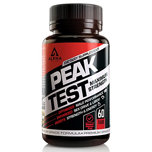 Testosterone Alpha Tech Labs Performance product image
