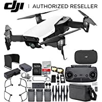 DJI Mavic Air Drone Quad copter FLY MORE COMBO (Arctic White) EVERYTHING YOU NEED Bundle