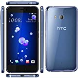 SmartLike Ultra Clear, 9H hardness,2.5D Curved, Shatterproof, Anti Finger Print, Scratch Free, Bubble Free, Oil Resistant Tempered Glass Screen Protector For HTC U11 Dual