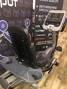 Precor 846i-r experiencia serie Recumbent Bike: Amazon.es ...