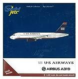 GeminiJets U.S. Airways A319 1:400 Scale Die Cast Aircraft